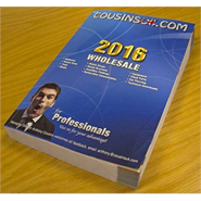 Cousins 2016 Catalogue